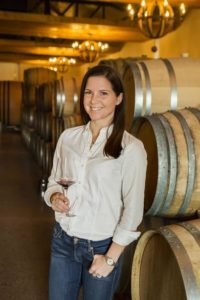 Top female winemaker. Or top winemaker?