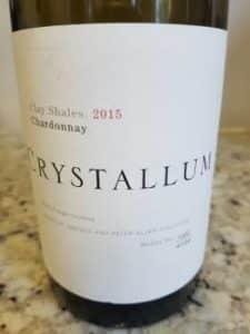 Crystallum Clay Shales Chardonnay 2015