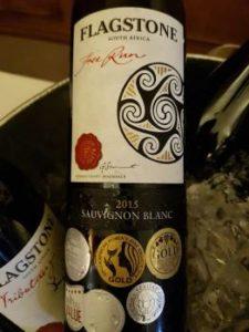 Flagstone Free Run Sauvignon Blanc 2015