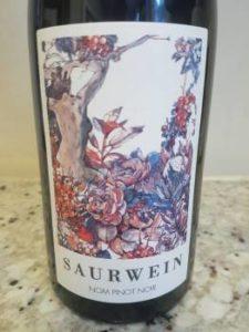 Saurwein Nom Pinot Noir 2015