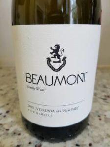 Beaumont Vitruvia aka New Baby 2015, Beaumont Vitruvia aka New Baby 2015