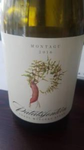 Patatsfontein Chenin Blanc 2016