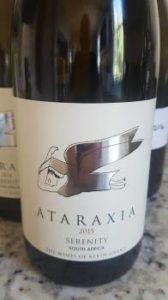 Ataraxia Serenity 2015