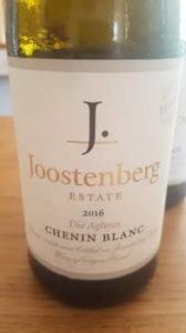 Joostenberg Die Agteros Chenin Blanc 2016