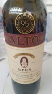 Alto M.P.H.S 2011