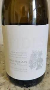 Bosman Family Vineyards Fides 2015