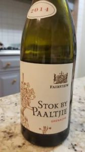 Fairview Stok by Paaltjie Grenache 2014