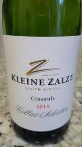 Kleine Zalze Cellar Selection Cinsault 2016