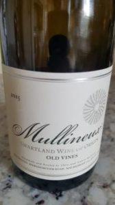 Mullineux Old Vines White 2015, Mullineux Old Vines White 2015
