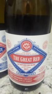 The Great Red 2015