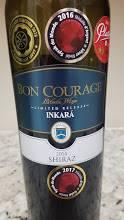 Bon Courage Inkara Shiraz 2014