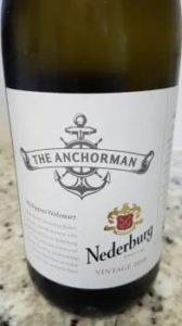 Nederburg The Anchorman Chenin Blanc 2016