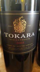 Tokara 2005