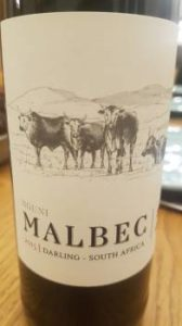 Nguni Malbec 2015