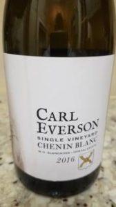 Opstal Carl Everson Chenin Blanc 2016