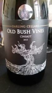 Darling Cellars Old Bush Vines Cinsaut 2015