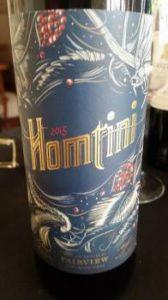 Fairview Homtini 2015