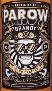 Tim James: Parow brandy reviewed, Tim James: Parow brandy reviewed