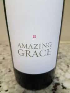 Amazing Grace Cabernet Sauvignon 2014