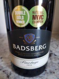 Badsberg Pinotage 2016