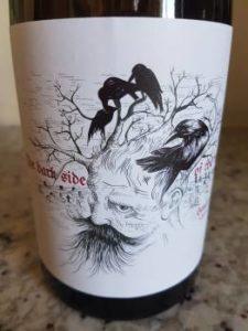 Black Elephant Vintners The Dark Side of the Vine Semillon 2015