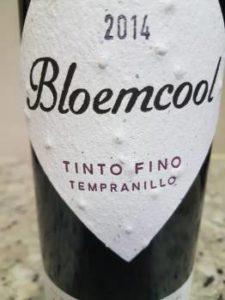 Bloemcool Tinto Fino 2014