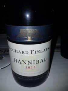 Bouchard Finlayson Hannibal 2015