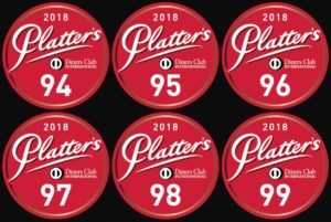 Platter's stickers