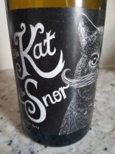 Die Kat se Snor Pinot Noir 2014