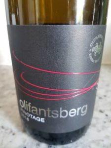 Olifantsberg Pinotage 2016