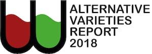 Alternative Varieties Report 2018 logo