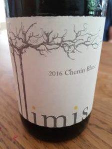 Illimis Chenin Blanc 2016