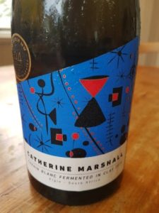 Catherine Marshall Chenin Blanc Fermented in Clay 2016