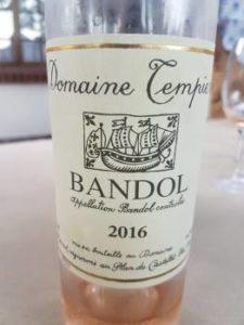 Domaine Tempier Bandol 2016