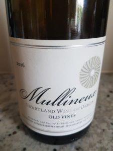 Mullineux Old Vines White 2016