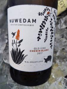 Nuwedam Old Vine Chenin Blanc 2017