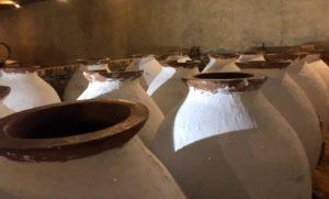 Tim James: Amphoras and qvevri – the making of wine in clay pots, Tim James: Amphoras and qvevri – the making of wine in clay pots