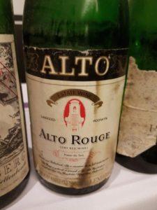 Alto Rouge 1973
