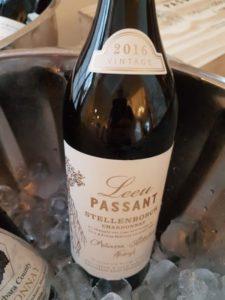 Leeu Passant Stellenbosch Chardonnay 2016