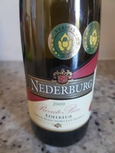 Nederburg Private Bin Edelkeur 2009