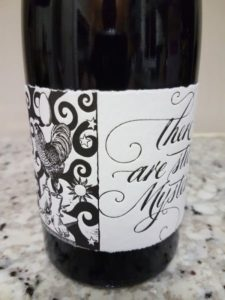 The Drift There are Still Mysteries Pinot Noir 2015