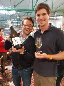 Clement Jolivet and Matt Day
