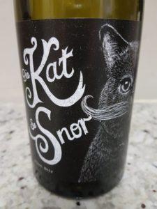 Die Kat se Snor Pinot Noir 2015
