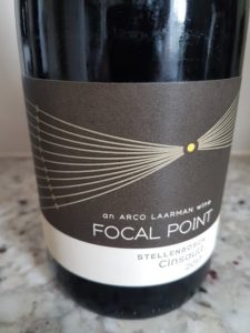 Focal Point Cinsault 2017