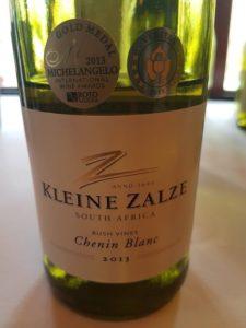 Kleine Zalze Cellar Selection Chenin Blanc 2013