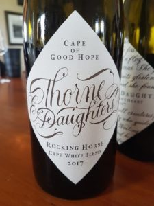 Thorne & Daughters Rocking Horse 2017