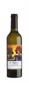 Pioneering De Trafford straw wine