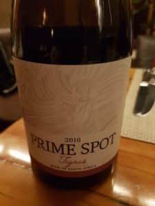 Prime Spot Tignus 2016