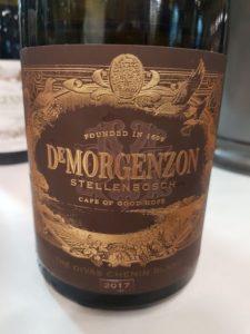 DeMorgenzon The Divas Chenin Blanc 2017
