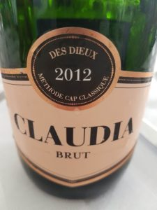 Domaine des Dieux Claudia Brut 2012